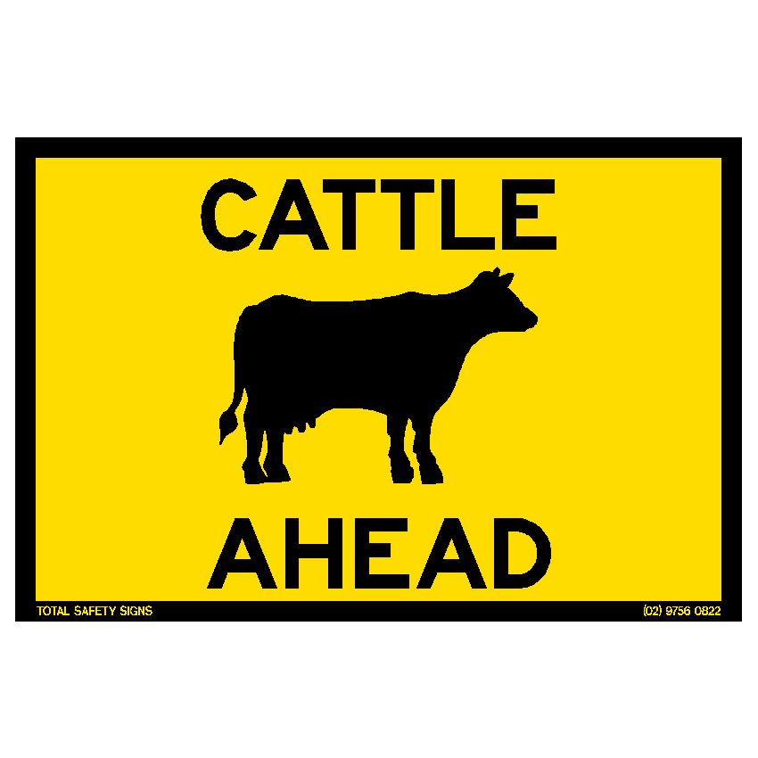 Cattle Ahead 3