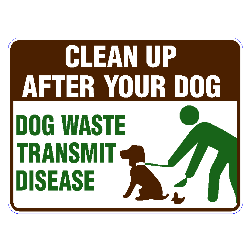 Clean Up After Your Dog 1