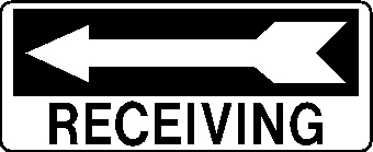Direction Receiving L Arrow