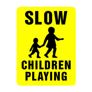 Slow-Children Playing