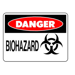 Danger - Biohazard