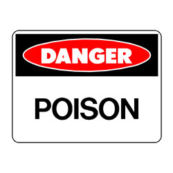 Danger Poison