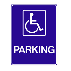 Disabled - Parking