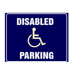 Disable - Disabled Parking