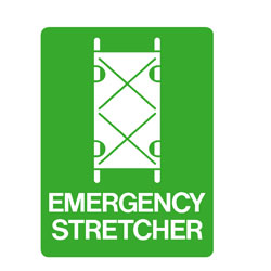 First Aid - Emergency Stretcher