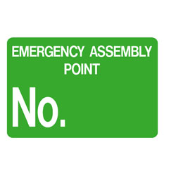 First Aid - Emergency Assembly Point