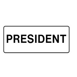 Home/Outdoor -President