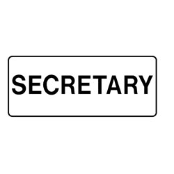 Home/Outdoor- Secretary
