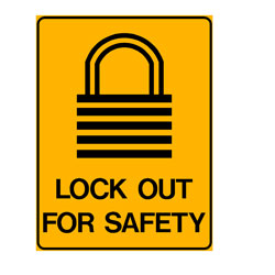 Lock Out - Lock Out For Safety