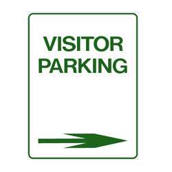 No Parking - Visitor Parking