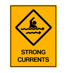 Water Safety - Strong Currents