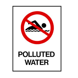 Water Safety - Polluted Water