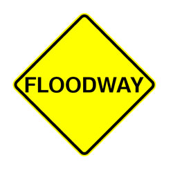 Road - Warning - Floodway